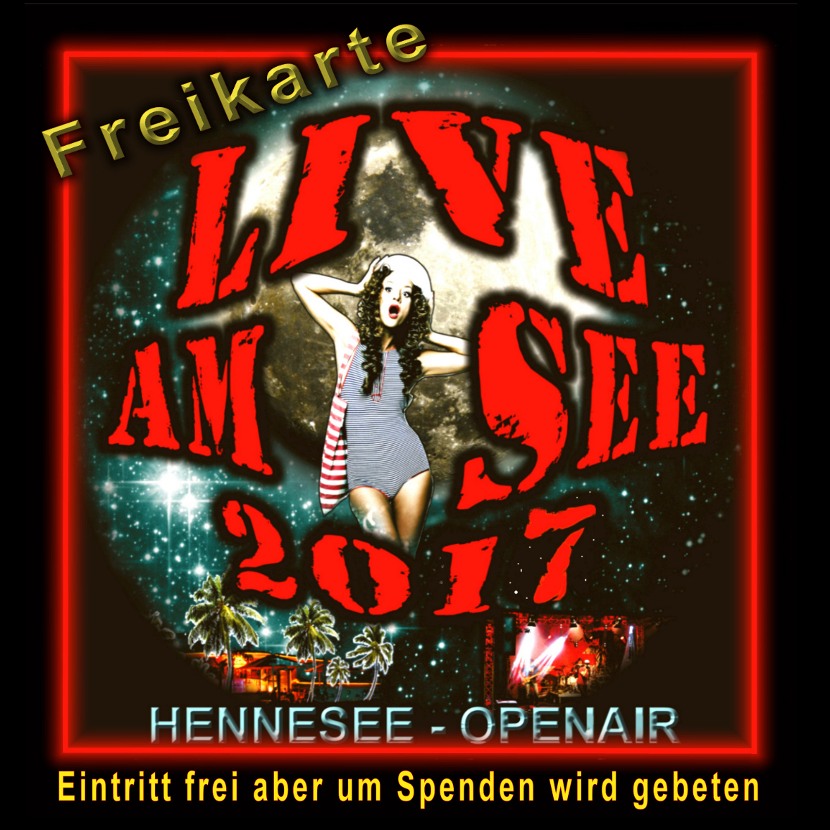 LIVE AM SEE bei Facebook